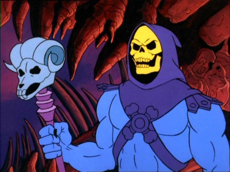New Masters of the Universe movie to focus on Skeletor