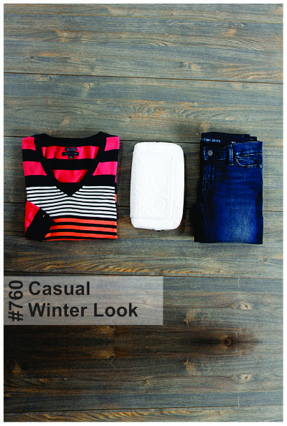 #CasualWinterLook #Colorful #Tommy #CK