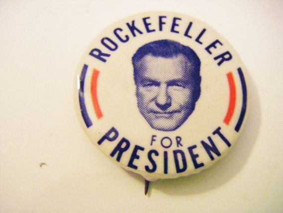 Nelson Rockefeller Vice President Of US Under Gerald by parkledge, $75.00