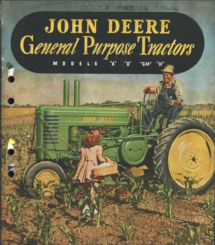 Image detail for -John Deere Tractors                                                                                                                                                      More