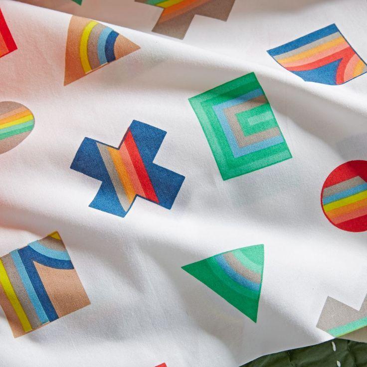 Prism Pattern Sheet Set | The Land of Nod