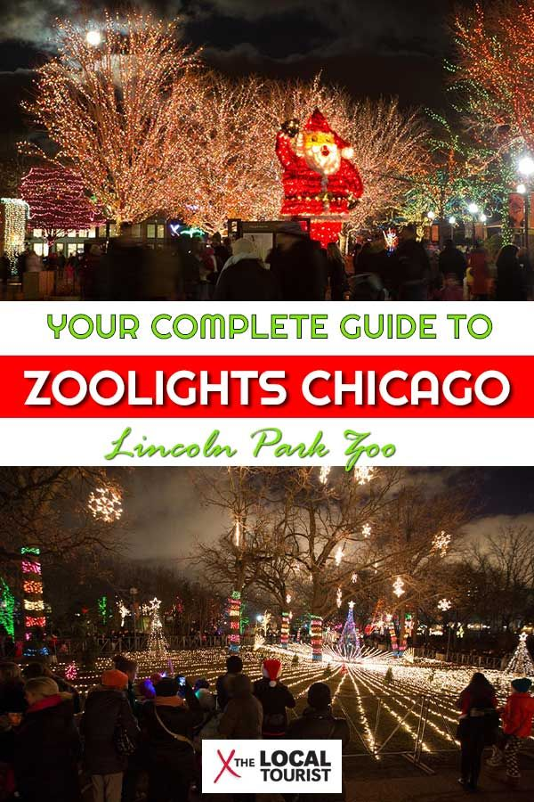 Lincoln Park Zoo Zoolights Your Complete Guide Lincoln Park Zoo Chicago Christmas Train Adventure