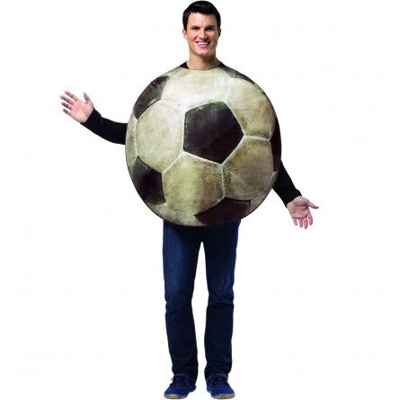 Soccer Ball Sports Costume