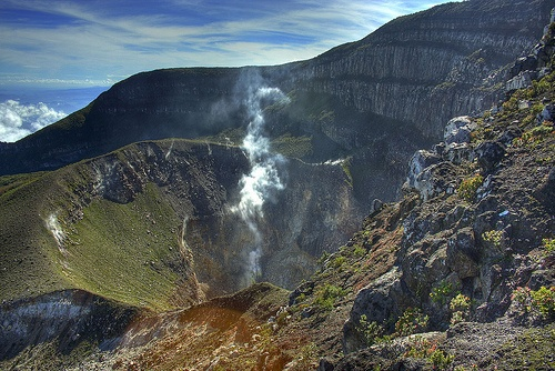 Mount Gede Pangrango National Park is a national park in West Java, Indonesia.