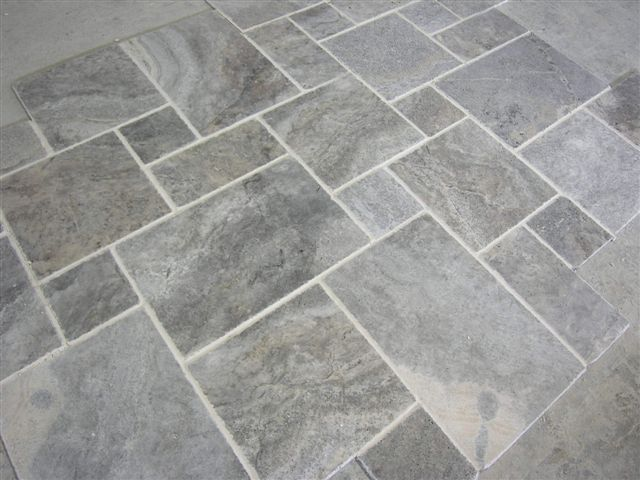 50 Best Stone Flooring Images On Pinterest Travertine Floors