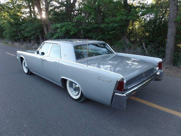 1961 Continental Sedan