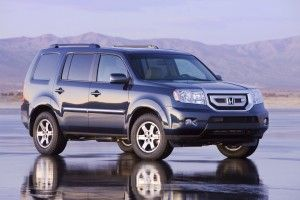 Love my Honda Pilot.  With 3 kids I really should have a mini van I guess but I could never part with this car.