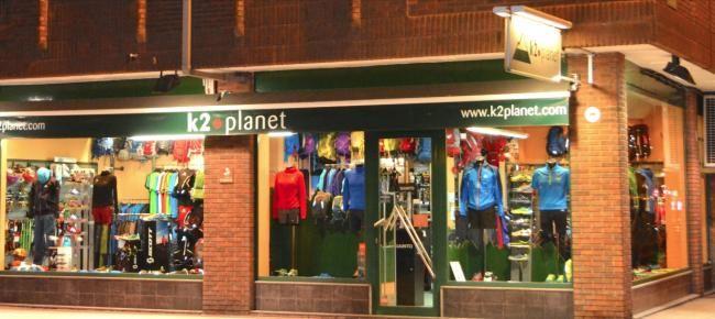 Fachada de K2 Planet