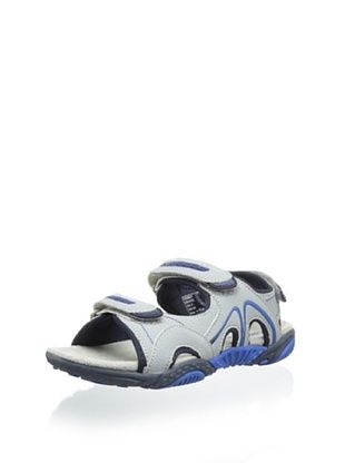 55% OFF Kamik Tugboat Sandal (Toddler/Little Kid/Big Kid) (Light Grey)