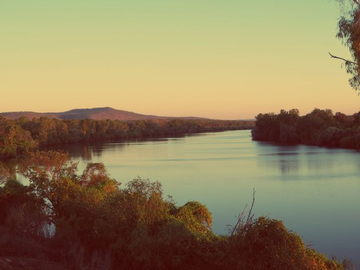 King Edward River in Kalumburu Northern Western Australia