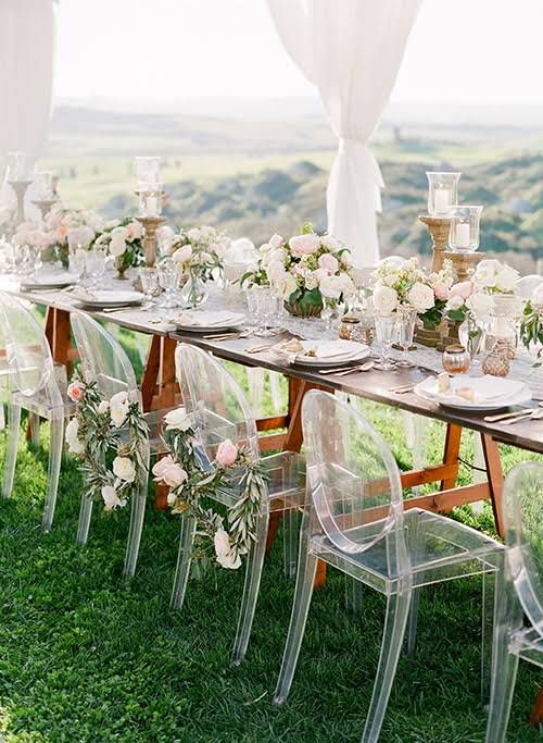 A Romantic Destination Wedding In Tuscany