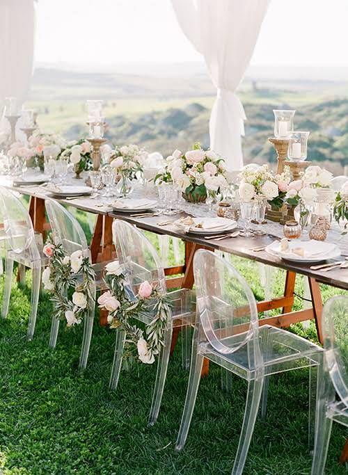 A Romantic Destination Wedding in Tuscany
