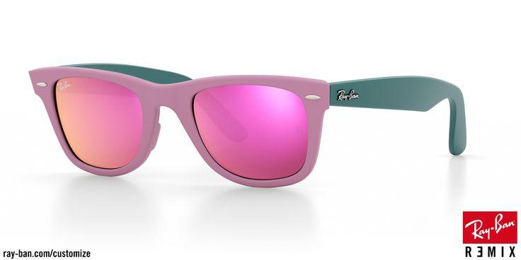 Mira quién está viendo estas nuevas Ray-Ban  original wayfarer gafas de sol