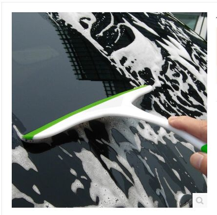 Car Glass Clean Wiper ABS+Silicone No Hurt To Car Washing Car Brush Clean Water quickly Auto Beauty Tools