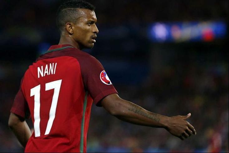 """Portugal X Áustria 0 - 0 Nani: """"Vamos ter muita sorte no próximo jogo"""""""