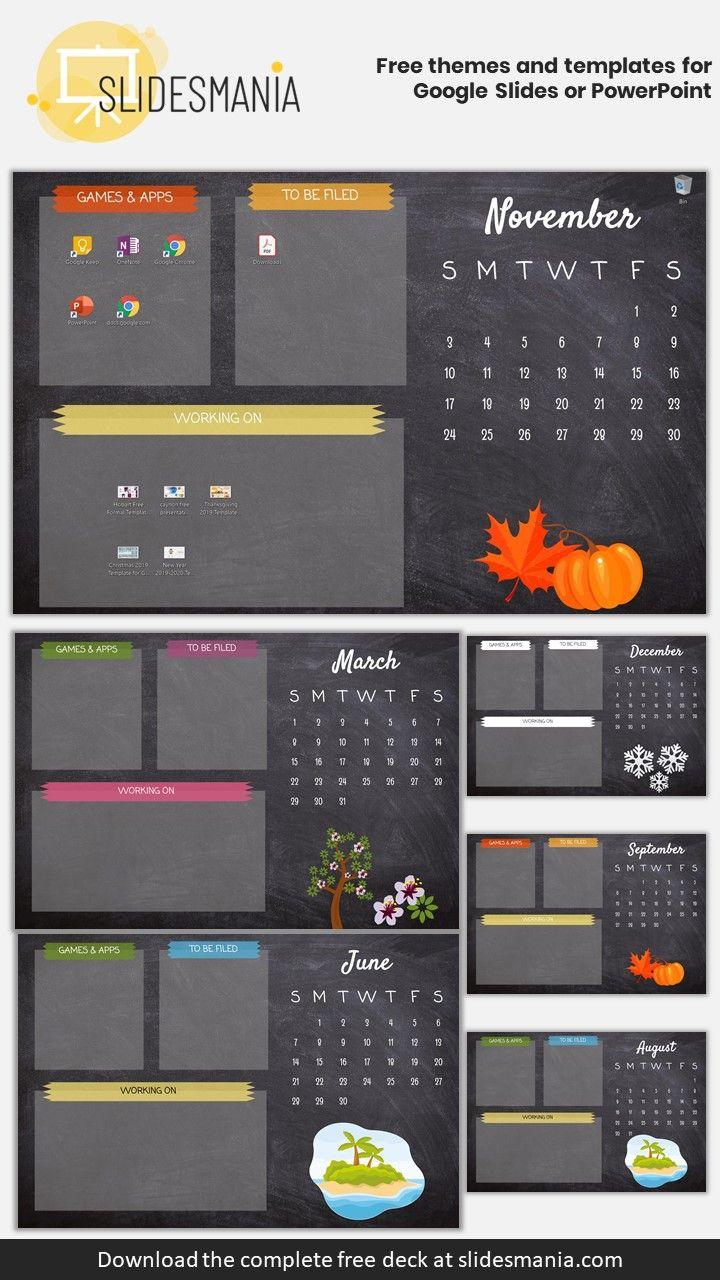 Customizable Desktop Organizer Wallpapers or Warmup