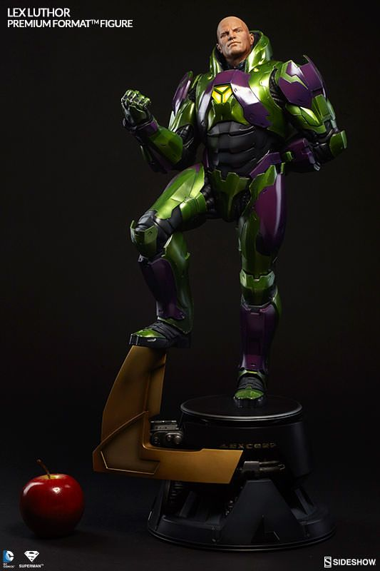 DC Comics Lex Luthor - Power Suit Premium Format Figure by Sideshow Collectibles