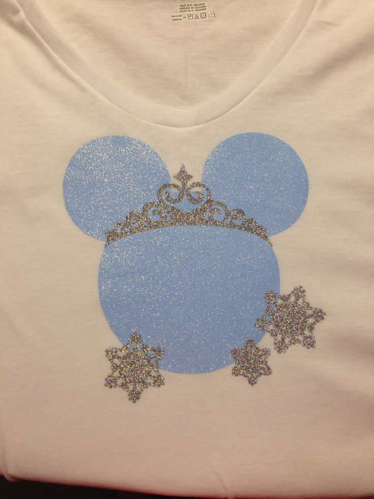 Elsa Inspired Mickey Minnie Mouse Head Disney T-Shirt, Disney Frozen Inspired Shirt, Vacation Glitter Womens regular and plus size by GlitzyPixi on Etsy https://www.etsy.com/listing/232569900/elsa-inspired-mickey-minnie-mouse-head