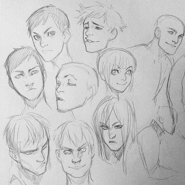 sdkay:  #art #sketch #face