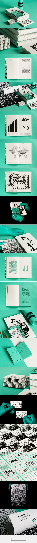 Quantify Yourself — Editorial Design