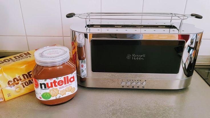 Da Russell Hobbs verspricht, dass der Toaster sehr schnell toastet, hab' ich mal den Zeittest gemacht. Als Gegner musste mein alter Toaster herhalten... der allerdings keine Chance hatte!! Die Toast mit dem Russell Hobbs waren tatsächlich in ca. 50 Sek. schneller fertig!! Wertvolle Zeit am frühen Morgen im Alltag!!!    *Anzeige*  #RussellHobbsElegance  #russellhobbs #konsumgöttinnen #langschlitztoaster #toaster #toast #frühstück #food #testen #frühstück #zeitersparnis #lecker #goldentoast