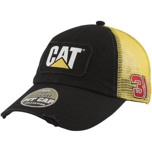 NASCAR Chase Authentics Jeff Burton 2012 Official Pit Adjustable Hat - Black/Gold by Football Fanatics. $24.95. Chase Authentics Jeff Burton 2012 Official Pit Adjustable Hat - Black/GoldOfficially licensed Jeff Burton pit capAdjustable hook and loop fastener strapOne size fits mostUnstructured fit55% Cotton/45% PolyesterImportedMesh backQuality embroidery55% Cotton/45% PolyesterUnstructured fitQuality embroideryMesh backAdjustable hook and loop fastener strapOne size fits mostImp...
