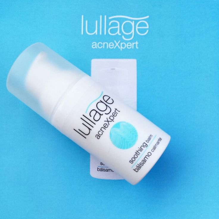 Bálsamo calmante de LullaGe