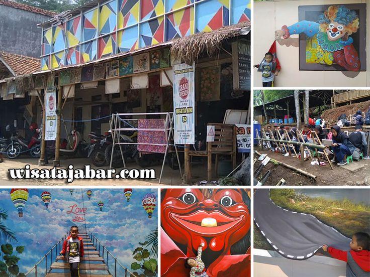 17 Tempat Wisata Foto 3d Bandung Di 2020 Pemandangan Pariwisata Alam