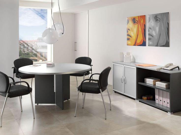 Mobiliario de oficina (1694 – O44) - Muebles CASANOVA