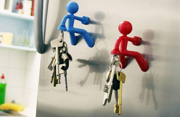 20 porte clés et boîtes à clés originaux   20 porte cles boite a clef homme magnetique