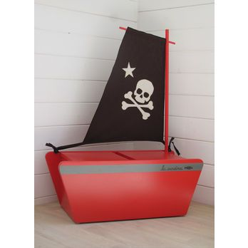 les 25 meilleures id es de la cat gorie lit de bateau de pirate sur pinterest chambre pirate. Black Bedroom Furniture Sets. Home Design Ideas
