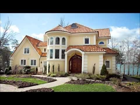 Desain Rumah Gaya Mediterania