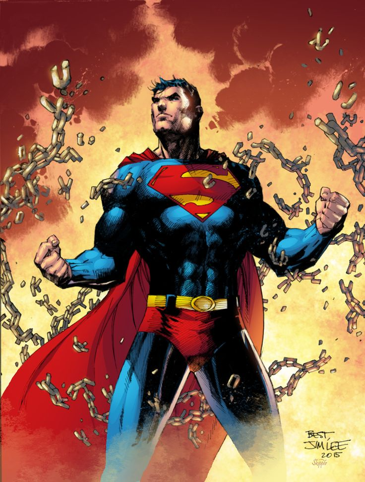 ArtStation - Superman, Jeremiah Skipper