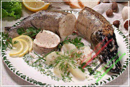 Фаршированная рыба по-еврейски