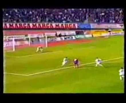 Ronaldo: Barcellona - Compostela (1996)