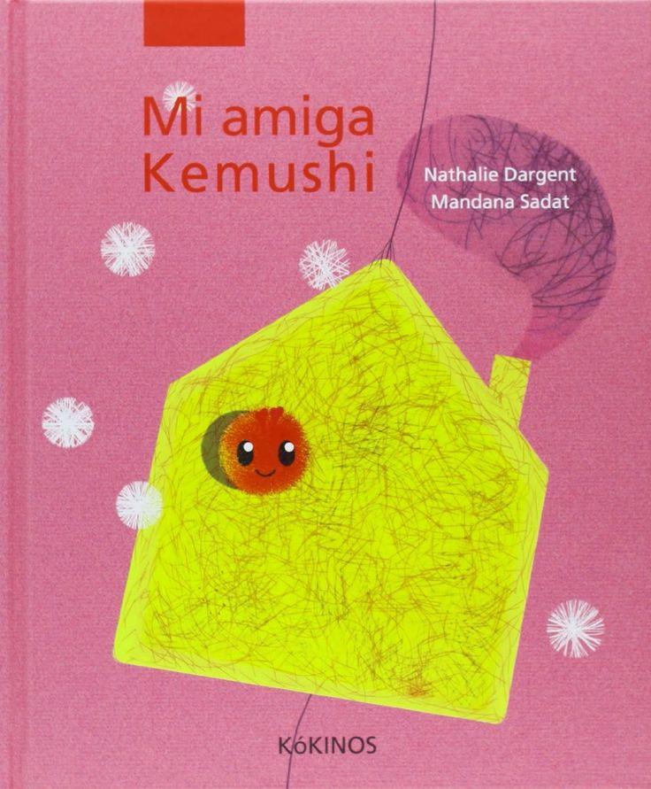 Las comecuentos: Mi amiga Kemushi