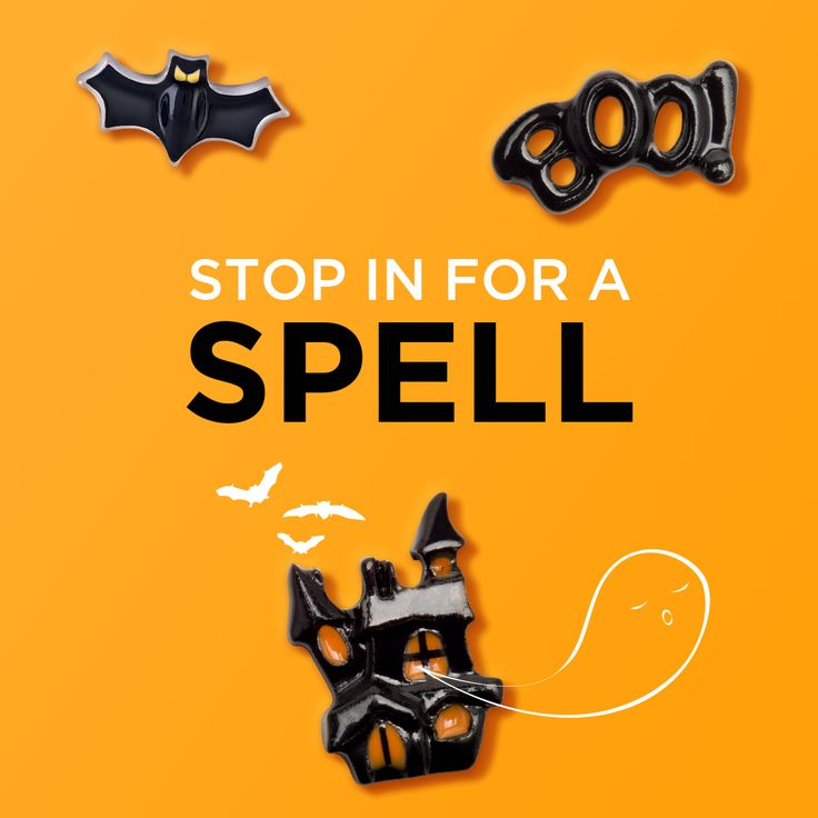 Stop in for spell.. origami owl Halloween charms are now available  jewelry trends for Halloween. #jewelry #halloween