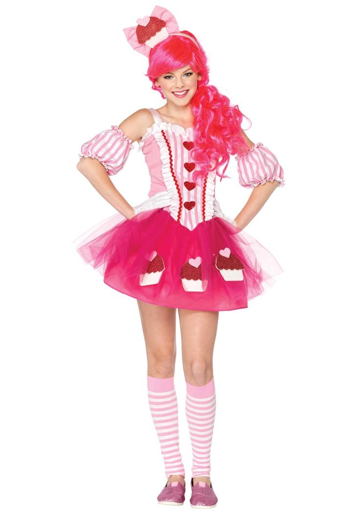 Teen Cupcake Sweetie Costume