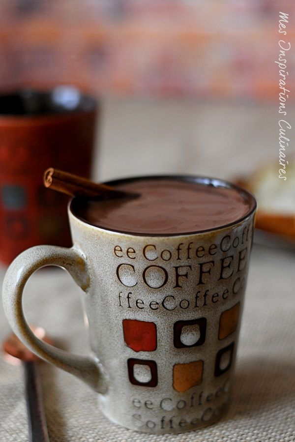 Chocolat chaud espagnol épais, recette maison