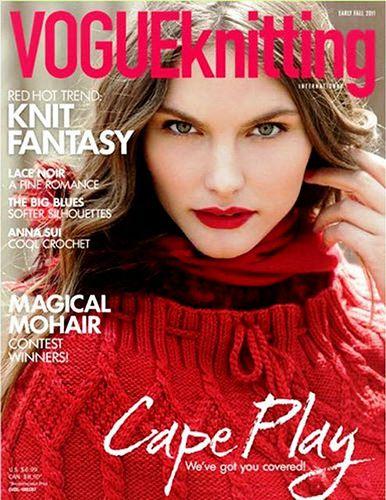 Vogue Knitting 2011 Early Fall