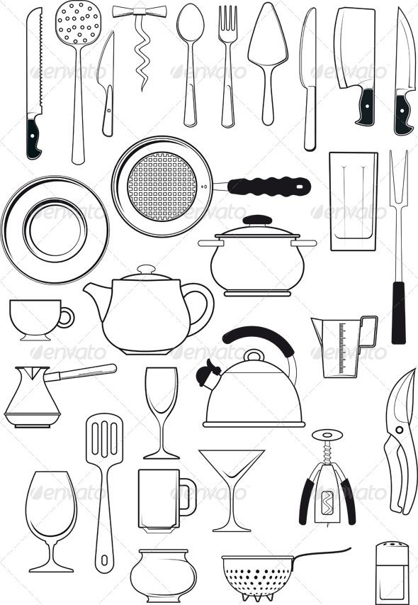 95 Best Kitchen Templates Images On Pinterest Jars For The Home And Households