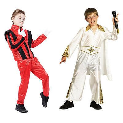 Childrens pop star #fancy dress #costume elvs #presley michael jackson thriller,  View more on the LINK: http://www.zeppy.io/product/gb/2/351247615562/