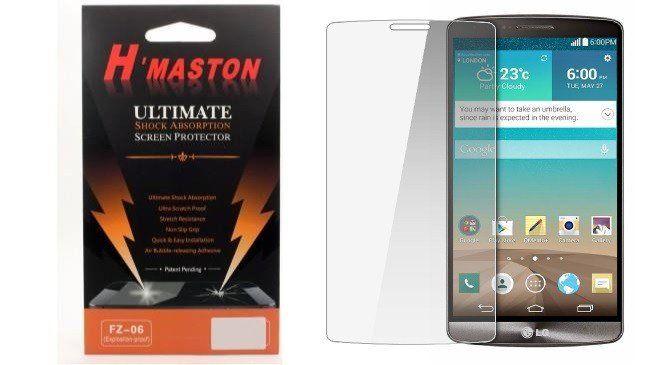 A escolha óbvia em proteção de Proteção high-end para o seu Smartphone LG. Seja ele o Lg G3 ou o G2, o novo Protetor anti-impacto Premium possui proteção de tela fundamental para manter seu smartphone a salvo de riscos,arranhoes e quedas.