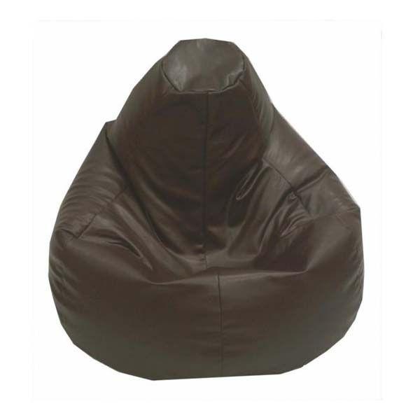 Brown Bean Bag With Beans On Sales | Tentyard Furniture|Bean Bag Chairs , Beanbag