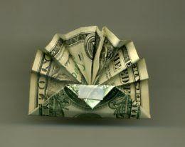 Origami n' Stuff 4 Kids: Dollar Bill Thanksgiv…