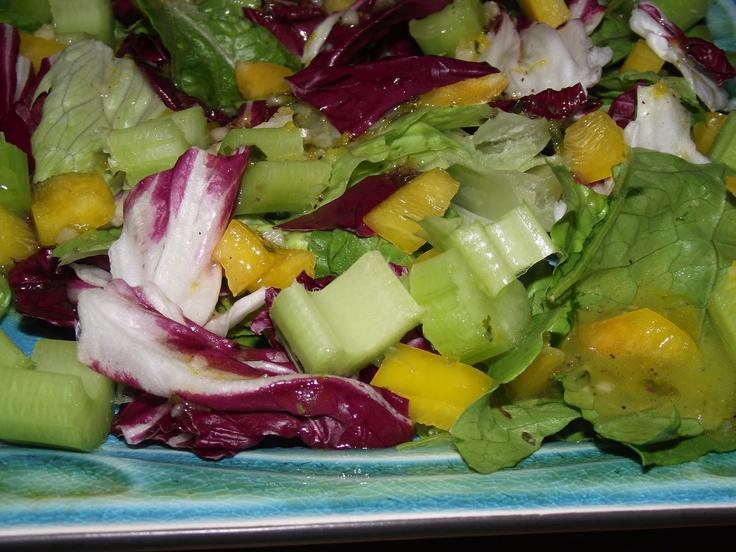 Meyer Lemon Basil Vinaigrette | Recipes | Pinterest