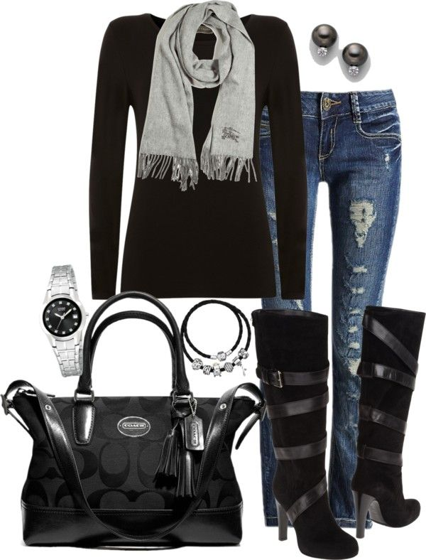 """my Friday"" by tina-harris ❤ liked on Polyvore"