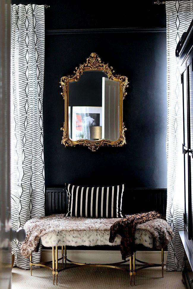 Mirrored Nightstand Under 100