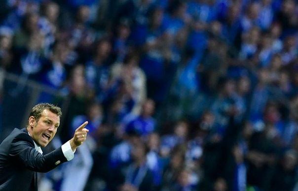 Jalani Start Buruk, Pelatih Baru Schalke Diambang Pemecatan