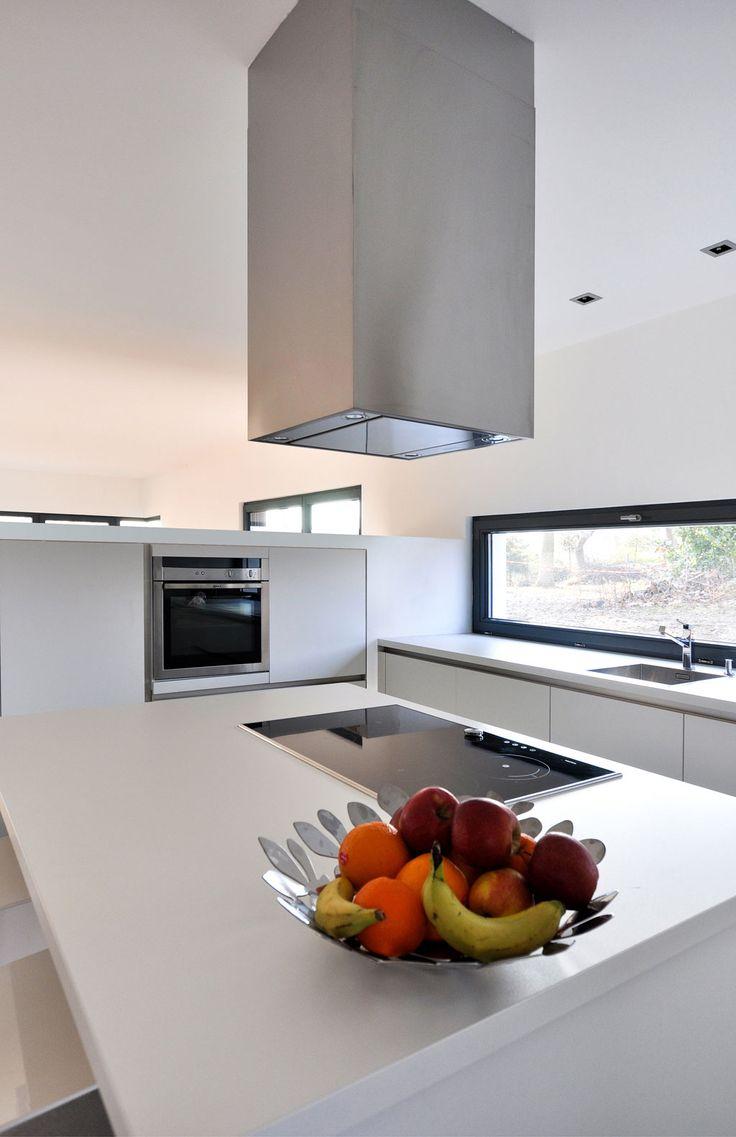 New Westerwald Idylle f r Puristen Modernes Einfamilienhaus in Holzrahmenbauweise umgesetzt als Effizienzhaus